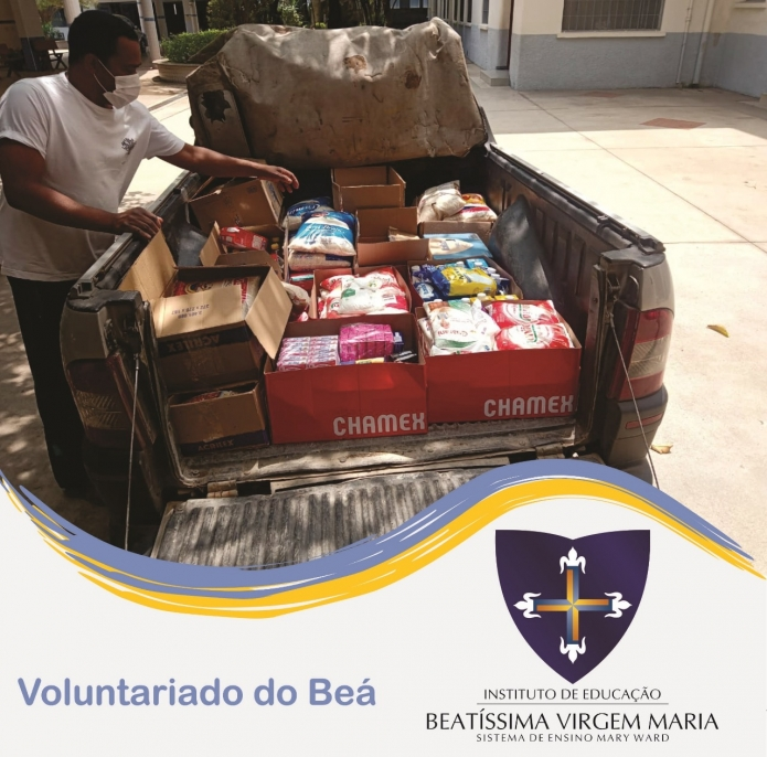 Voluntariado do Beá