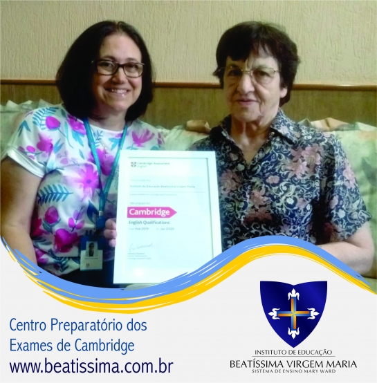 EXAMES CAMBRIDGE